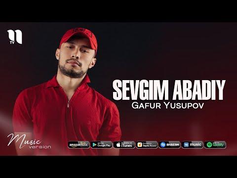 Gafur Yusupov - Sevgim abadiy