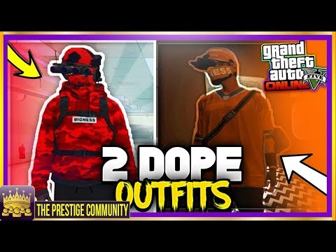 *Easy & Simple* GTA 5 Online ''CREATE MODDED OUTFITS'' Using Clothing Glitches 1.41 (Clothes Glitch)
