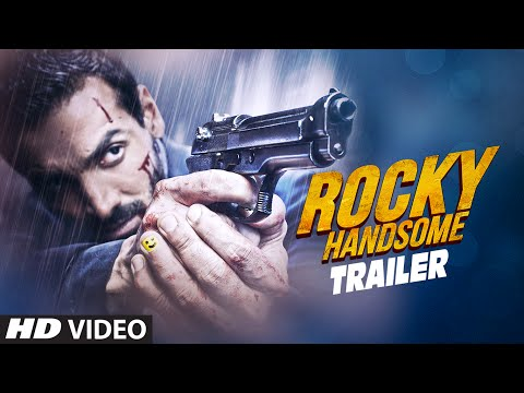 ROCKY HANDSOME Theatrical Trailer | John Abraham, Shruti Haasan | T-Series thumbnail