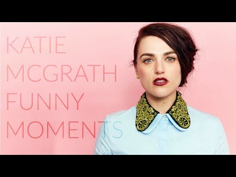 Katie McGrath • Funny Moments 2017