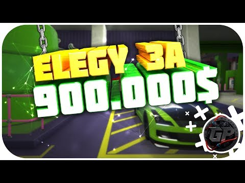 ⛔️Глитч на Деньги(не соло)(Free Elegy за 900к) [PS4] [GTA: Online]