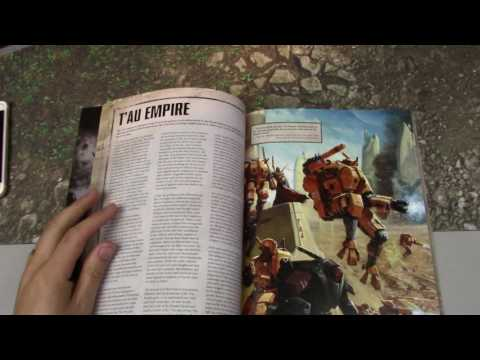 Read-Along: Warhammer 40k 8th Edition - Index Xenos Part 2