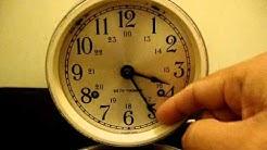 Seth thomas ship bell Clock - jhlny2002