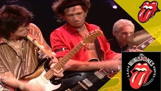 Смотреть музыкальный клип The Rolling Stones - When The Whip Comes Down - Live 2003