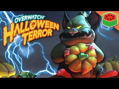 HALLOWEEN TERROR 2018 EVENT! | Overwatch