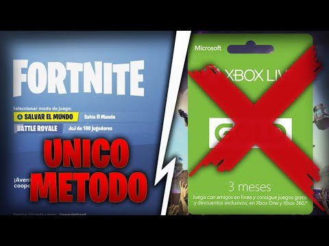 Does Fortnite Need Xbox Live Gold