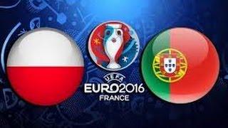 Résumé   Pologne - Portugal   1-1 (3-5)