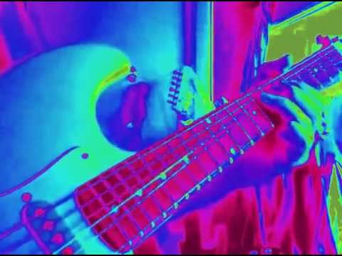 Blues For Jimi #1  Electric Blues Solo Riffing