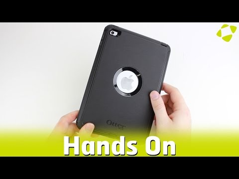 OtterBox Defender iPad Mini 4 Case - Hands On Review