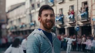 Pepsi MAX LOVE IT. LIVE IT WHIT MESSI,MARCELO, KROSS DELE &