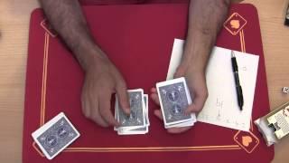 Truco de magia revelado - El mago espectador