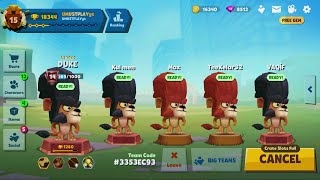 Zooba LIONS ARMY Zooba Zoo Battle Arena