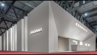 Pedrali at Salone del Mobile 2019 - 6 days at the fair