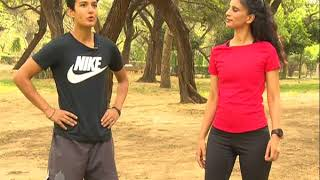 Hum Fit toh India Fit | Ep-1| Cross Fit | Footballer Jyoti Burrett | Nutrition Tips