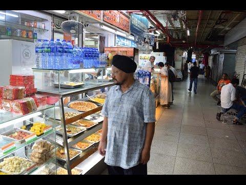 Hinduskie żarcie w Hong Kongu - Chiny #157