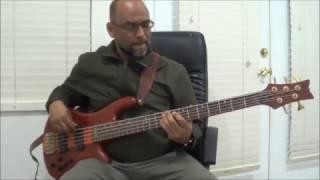 Bass Cover - Brian Courtney Wilson - I