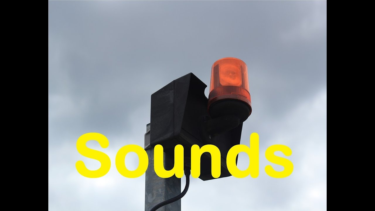 Emergency Alarm Sound Effects All Sounds