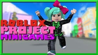 Mysterious Sporker?!? 😳Roblox Project Minigames, SallyGreenGamer Geegee92 Family Friendly