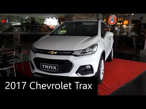 2017 Chevrolet Trax - Exterior and Interior Walkaround