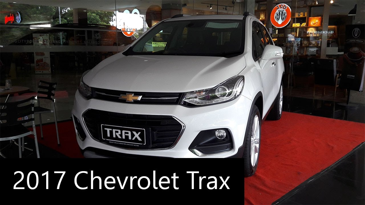 2017 chevrolet trax - exterior and interior walkaround - youtube