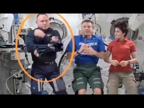 The fake LIE NASA ISS VIRTUAL REALITY CGI Flat Earth Mandela Effect Truth
