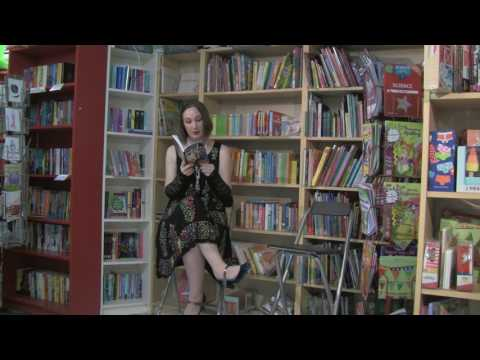 Bizarro Fiction Reading At The Big Green Book Shop (Laura Lee Bahr, Chris Meekings, Madeleine Swann)