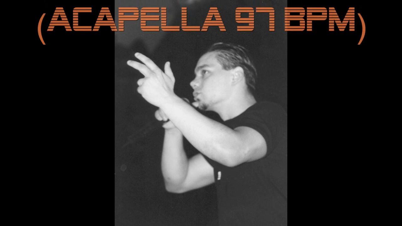 97 bpm rap acapella