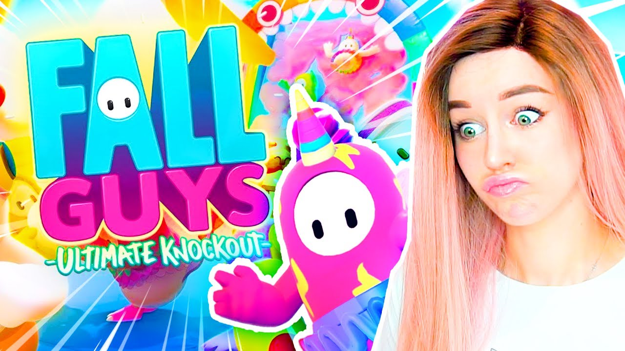 So FALL GUYS is the MOST FUN game ever??? 🤪