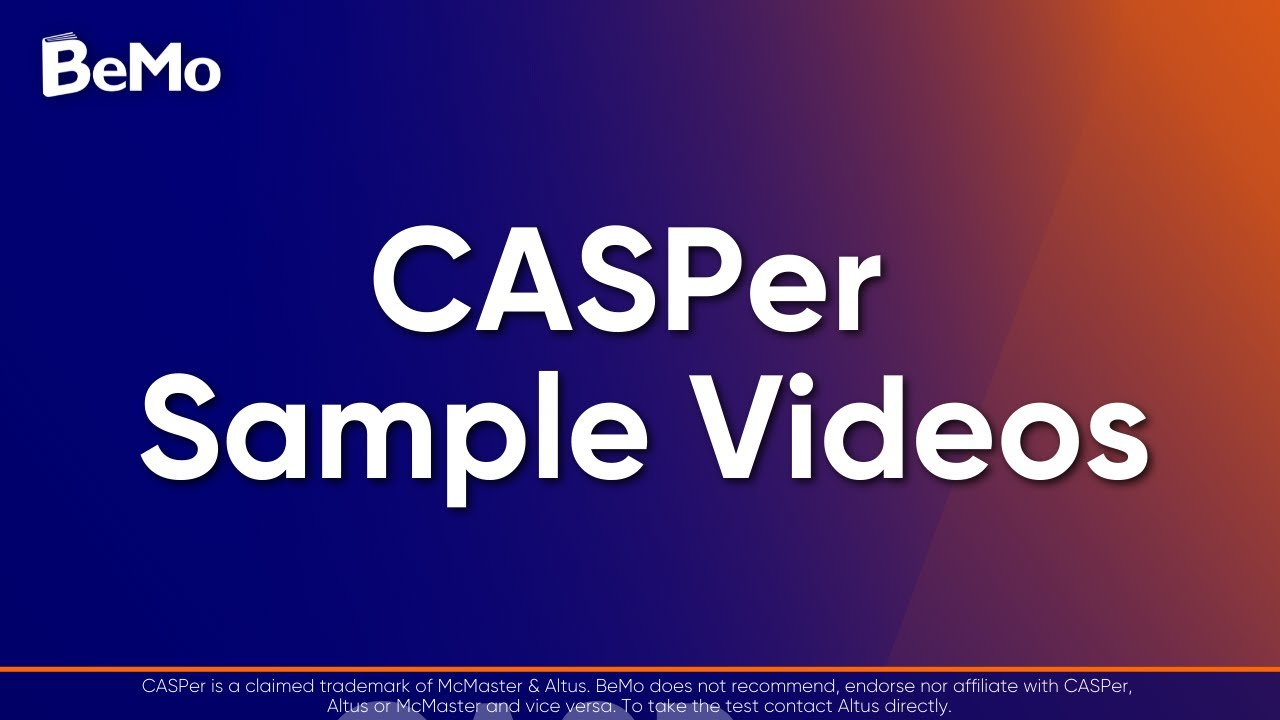 CASPer Test Prep Tips From a Former CASPer Test Evaluator