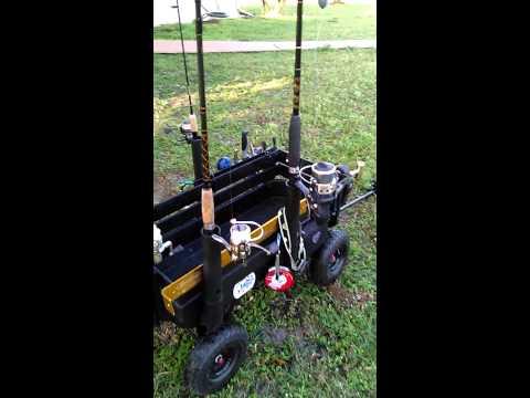 Fishing cart under $100