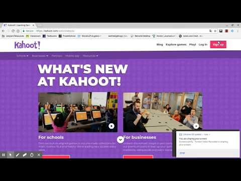 How to add bots to Kahoot(works at school!) - YouTube