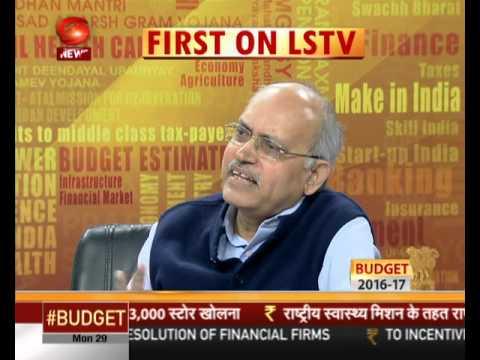FM Arun Jaitley on Budget 2016