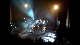 Apocalyptica - I Don't Care (Manizales 5 de Junio 2012)