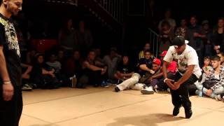 Ruhrpott Battle 2011 // Hip Hop New Style 1 on 1 Part I [HD]