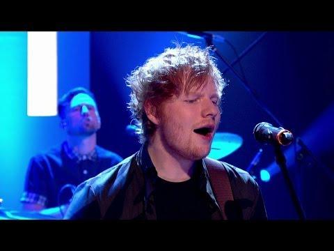 Ed Sheeran - Sing - Later... with Jools Holland - BBC Two