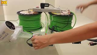 How to DIY HD SDI Repeater for Long distance extension of SDI digital signal ?