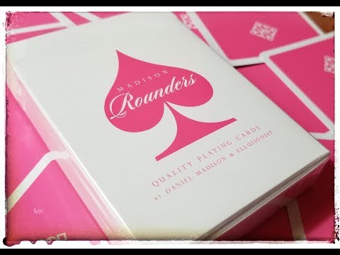 Pink Madison Rounders Deck Review