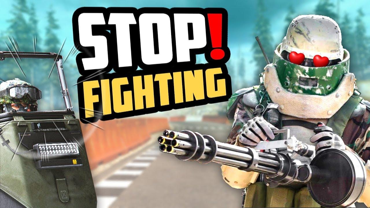 Enemy JUGGERNAUT bought my team BACK! - Warzone