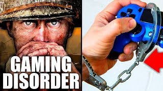 """IT NEVER STOPS! """"Gaming Disorder"""" Officially Classified as a Mental Illness..."""