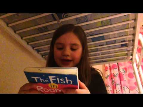 Book review-the fish in the room by heather dyer book 8 from YouTube · Duration:  1 minutes 13 seconds
