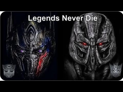 Legends Never Die - Optimus Prime & Megatron Tribute - Transformers