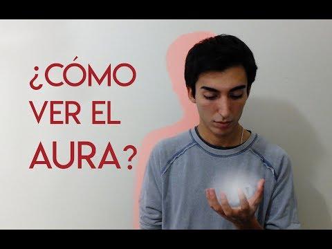 ¿Cómo ver el aura?
