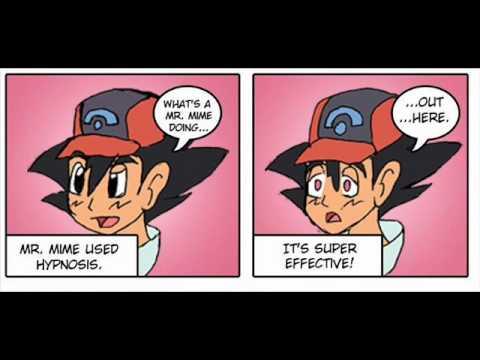 pokemon ash tg fanfiction