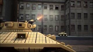 Боевой телеуправляемый армейский робот России(http://rosinform.ru/video/distantsionno-upravlyaemyy-mobilnyy-robot Дистанционно управляемый мобильный робот. Видеокамера мобильного..., 2013-05-20T13:44:37.000Z)
