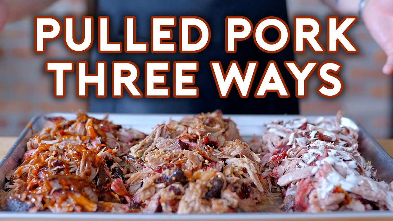 Binging with Babish: Pork Picnic from Regular Show