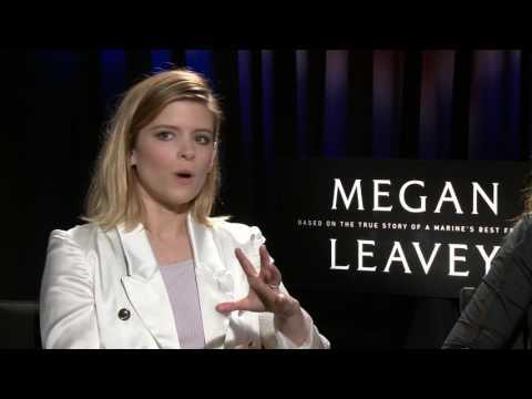 MEGAN LEAVEY Interview with Kate Mara and Director Gabriela Cowperthwaite Mp3
