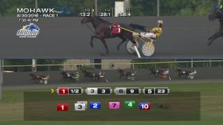 Mohawk, Sbred, Aug. 30, 2016 Race 1