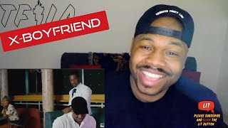 Rayvanny - Ex Boyfriend (Official Video) | That American Reaction