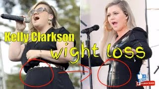 Kelly Clarkson opens up about recent weight loss - [Hot news 247]