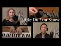 Little Do You Know - Alex and Sierra (Cover by AnJrue Ft. Erinn)
